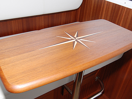 Yacht Tables